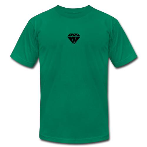 Basic Diamond Tee - Men's  Jersey T-Shirt