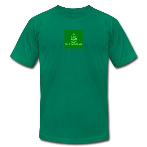 KeepCalmStudio com Crown Keep Calm And Play True - Men's  Jersey T-Shirt
