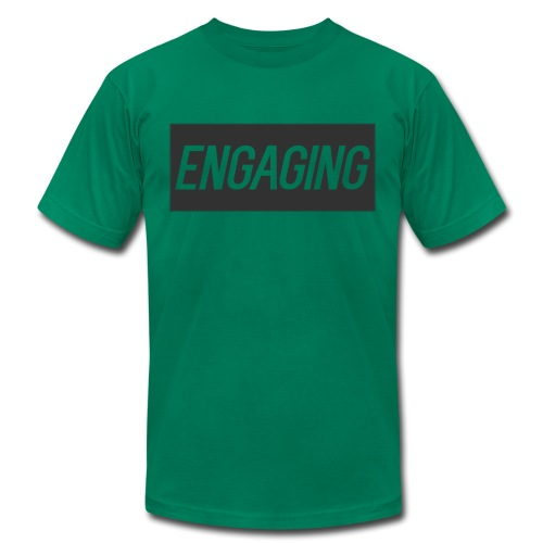 Engaging - Men's  Jersey T-Shirt