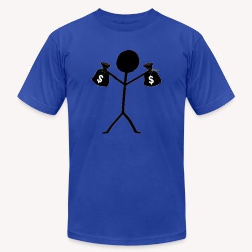 money - Men's  Jersey T-Shirt