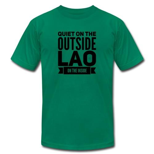Quiet - Men's  Jersey T-Shirt