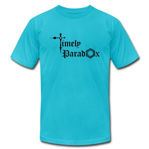 Timely Paradox - Men's  Jersey T-Shirt