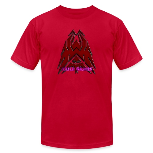 3XILE Games Logo - Men's Jersey T-Shirt