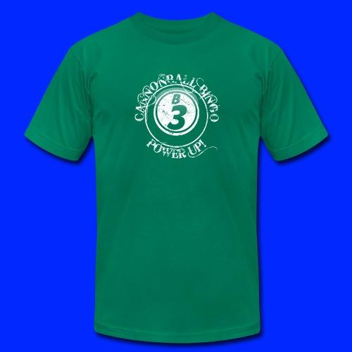Vintage Cannonball Bingo Ball Tee - Men's  Jersey T-Shirt
