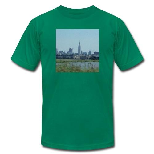 New York - Unisex Jersey T-Shirt by Bella + Canvas