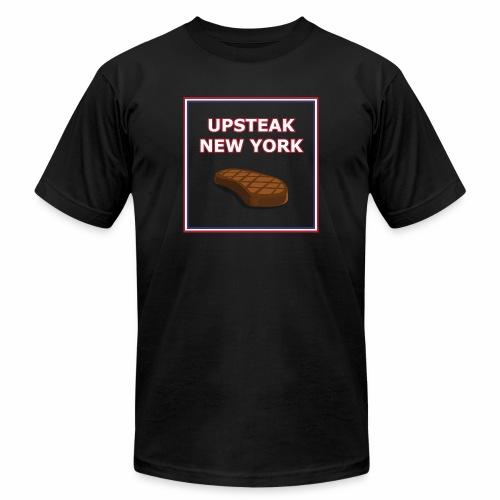 Upsteak New York   July 4 Edition - Men's Jersey T-Shirt