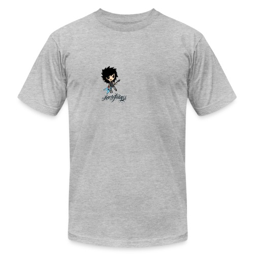 axelofabyss self portrait - Men's Jersey T-Shirt