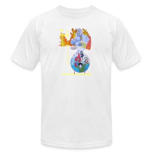 Mayo-Conspiracy - Men's  Jersey T-Shirt