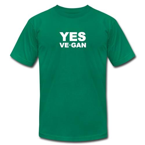 Yes Ve*Gan - Men's  Jersey T-Shirt