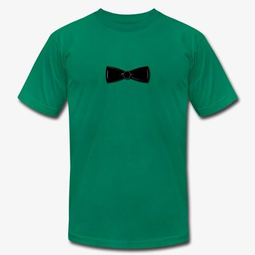 Tuxedo Bowtie - Men's  Jersey T-Shirt