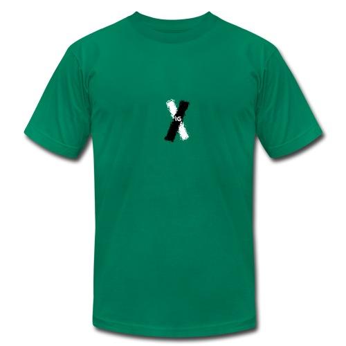 Impacticalgamer brushed X - Men's Fine Jersey T-Shirt
