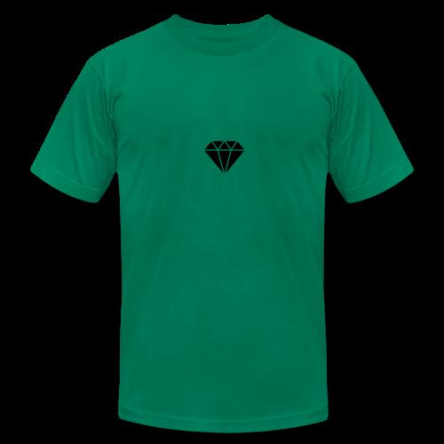 Basic Diamond Tee - Men's Fine Jersey T-Shirt
