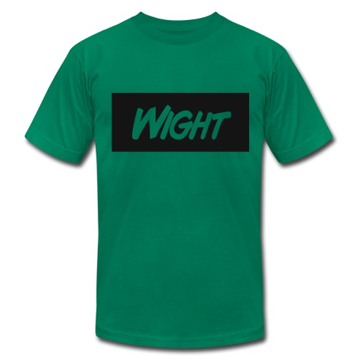 Wight LOGO - Men's Fine Jersey T-Shirt