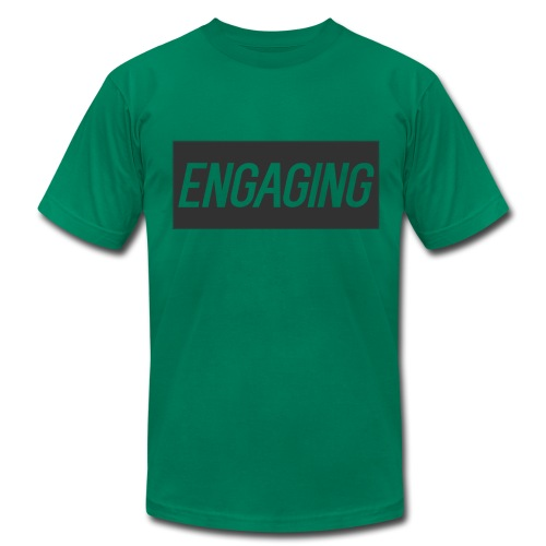 Engaging - Men's Fine Jersey T-Shirt