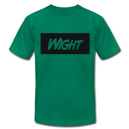 Wight LOGO - Men's  Jersey T-Shirt