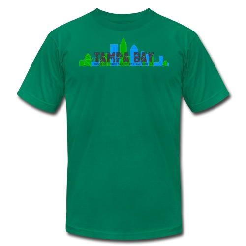 Tampa FS Dark - Men's Fine Jersey T-Shirt
