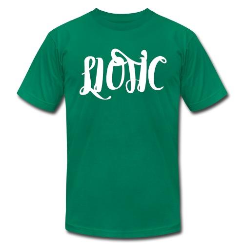 Official LioTic Logo - Men's Fine Jersey T-Shirt