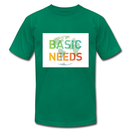 Basic needs - Men's Fine Jersey T-Shirt