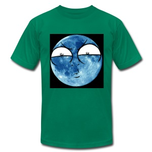 BLUE MOON ORIGINAL - Men's Fine Jersey T-Shirt