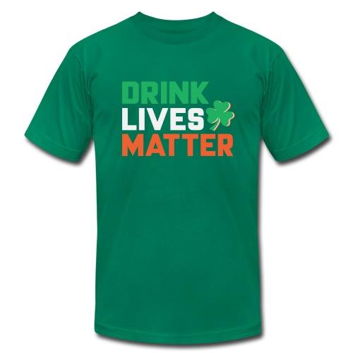 patrick day 2018 t shirt design - Men's  Jersey T-Shirt