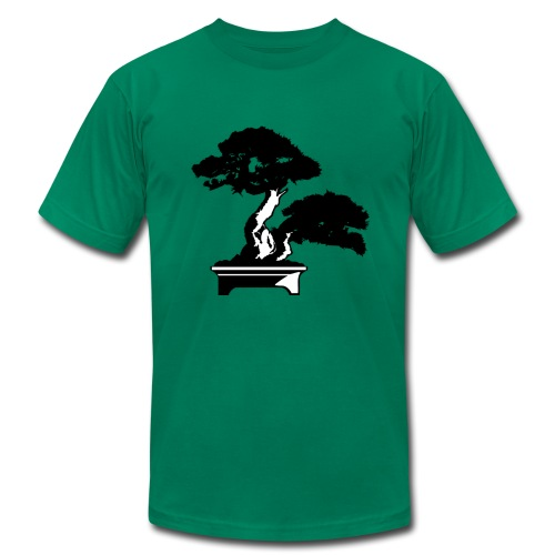 bonsai tree - Men's Fine Jersey T-Shirt