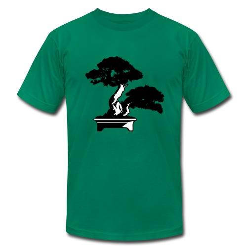bonsai tree - Men's  Jersey T-Shirt