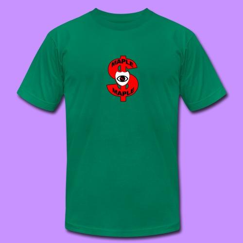 Maple Millionaire - Men's Fine Jersey T-Shirt