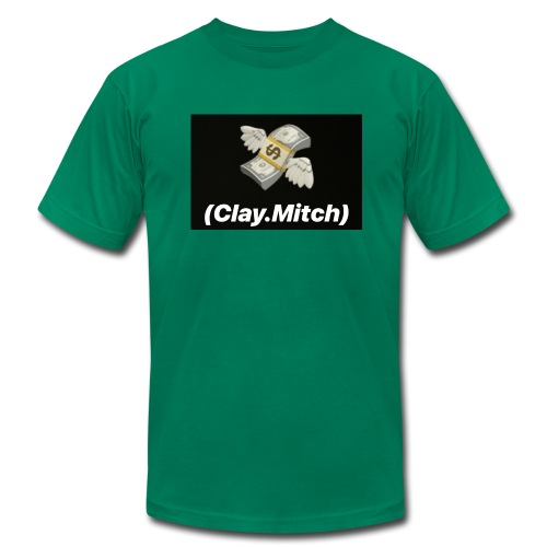 Clay.Mitch - Men's Fine Jersey T-Shirt