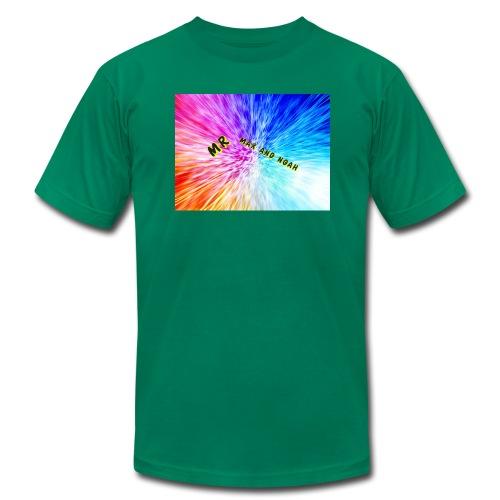 661B8A36 2767 4C67 BD2C 0D08A133C22D - Men's Fine Jersey T-Shirt