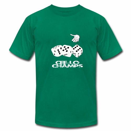 GrimeyToof Cee-lo Champs - Men's Fine Jersey T-Shirt