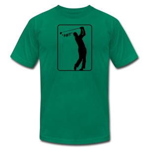 Golf Shot #@?! - Men's Fine Jersey T-Shirt