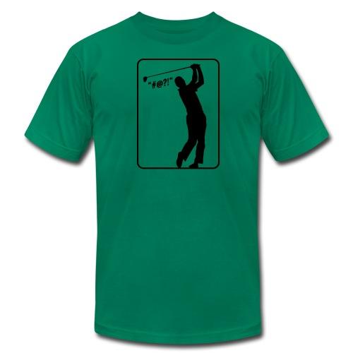 Golf Shot #@?! - Men's Fine Jersey T-Shirt