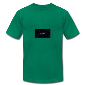 Nc Bassin Tv - Men's T-Shirt by American Apparel