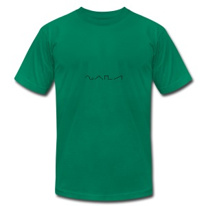 Waveforms_-1- - Men's Fine Jersey T-Shirt