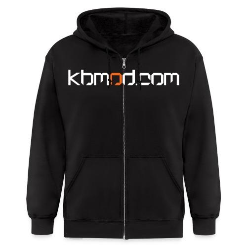 kbmoddotcom - Men's Zip Hoodie
