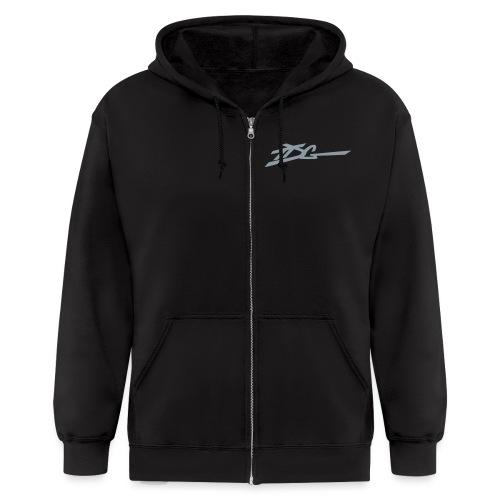 TDG small - Men's Zip Hoodie
