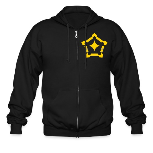 PGH Clothing Co - Men's Zip Hoodie