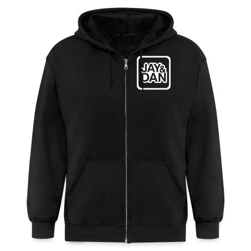 Jay and Dan Baby & Toddler Shirts - Men's Zip Hoodie