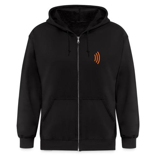 orangeicon - Men's Zip Hoodie