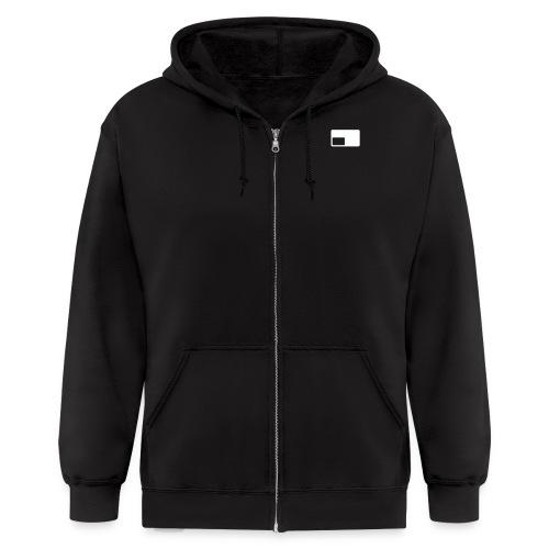 icon - Men's Zip Hoodie