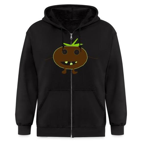 tommy tomato - Men's Zip Hoodie