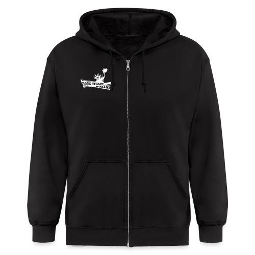 RockSteadyBoxing Champ - Men's Zip Hoodie