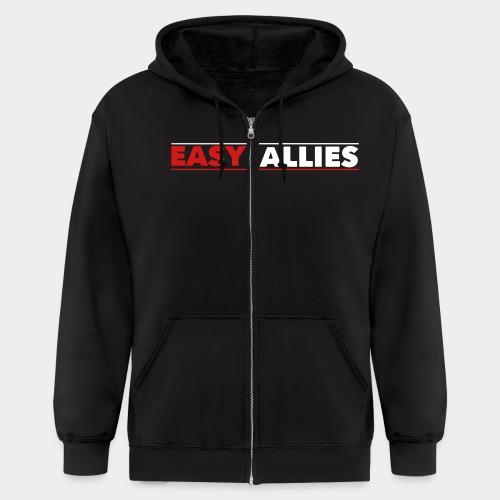 easy zipuplg - Men's Zip Hoodie