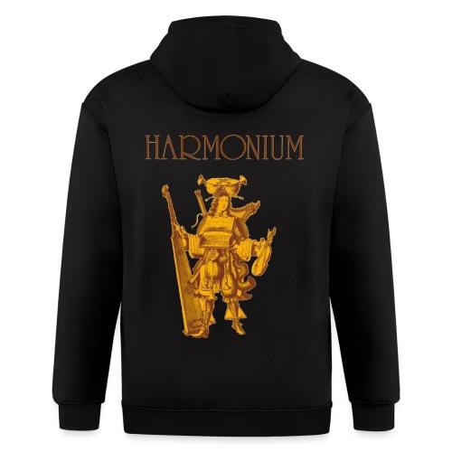 harmonium! - Men's Zip Hoodie