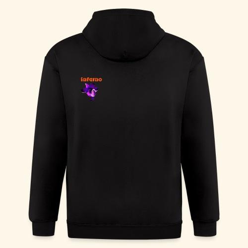 Simple design - Men's Zip Hoodie