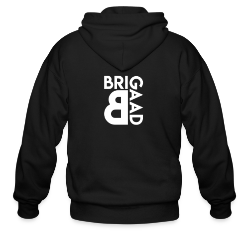 Brigaad - Men's Zip Hoodie