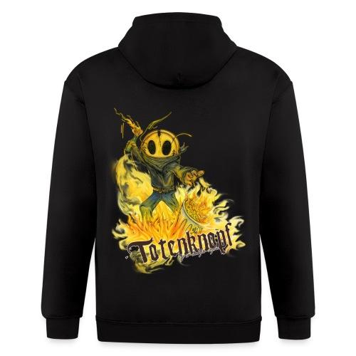 Totenknopf autonom - Men's Zip Hoodie