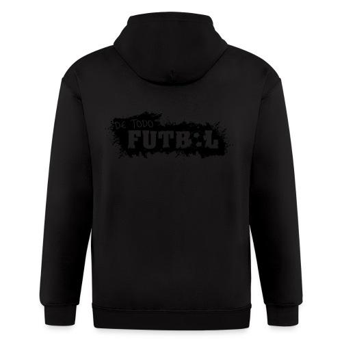 Futbol - Men's Zip Hoodie