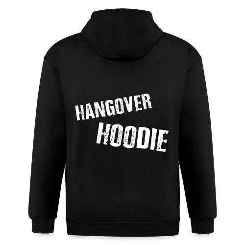 Hangover Hoodie - Men's Zip Hoodie