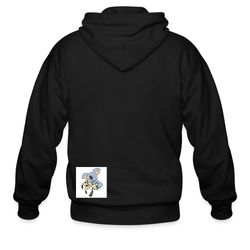 NeVeREnDiNg - Men's Zip Hoodie